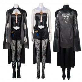 Byleth Female Cosplay Costume Fire Emblem Three Houses Cosplay Outfit