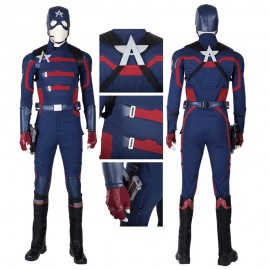 Captain America Cosplay Costume U.S. Agent 2020 Cosplay Suits