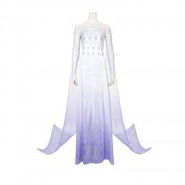 Elsa Cosplay Dress Frozen 2 Cosplay Costume