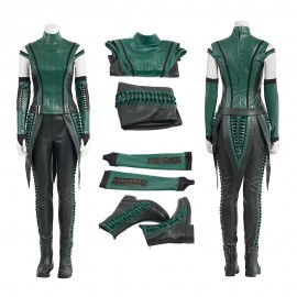 Guardians of The Galaxy 2 Mantis Costume Cosplay Suit