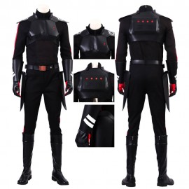 Star Wars Jedi Fallen Order Inquisitor Cal Cosplay Costume